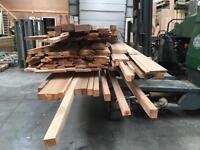 Job Lot - Timber Offcuts - Mainly Siberian Larch