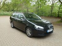 VW Golf 1.6 TDI 105 BlueMotion Tech SE S/S 5dr Diesel Estate 11/2012 Only 62,000, Great condition