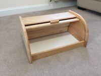 Bread Bin (wooden)