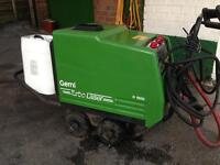 GERNI TURBO LASER 1500 HOT/COLD PRESSURE WASHER/STEAM CLEANER/JET/POWER WASH