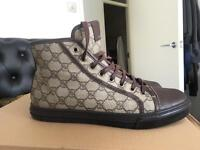 Gucci Trainers.... Size Ten 1/2