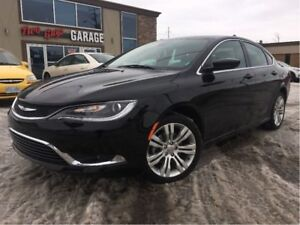 2016 Chrysler 200 Limited NAVIGATION HEATED FRONT SEATS