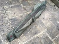 Fishing rod bag holdall