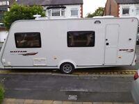 2009 ELDDIS XPLORE 546 Caravan