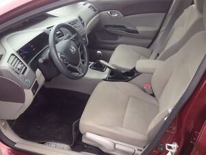 2012 Honda Civic LX 1 Owner - FREE WINTER TIRE PACKAGE London Ontario image 11