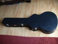 Acoustic Bass guitar hard case