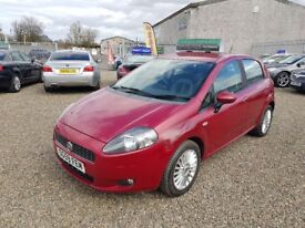 2009 Fiat Grande Punto 1.4 8v GP 5dr/ Finance Available / 3 Month RAC Warranty Included