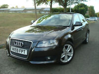 AUDI A3 1.9 TDI SPORT EDITION,5DR,2 FORMER KEEPERS,FULL AUDI HISTORY,142.000 Miles,£30 ROAD TAX