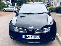Nissan micra 5 Doors 57 Plate... Mot October 2018 No Advisory....75k miles...Bluetooth...Aux £1395