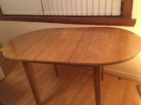 eXtendable Dining chair for sale..