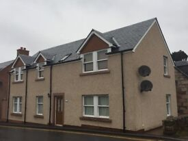 Impressive 2 bed flat for rent in Auldearn.