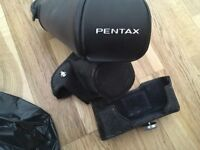 PENTAX Ccamera cases - vintage