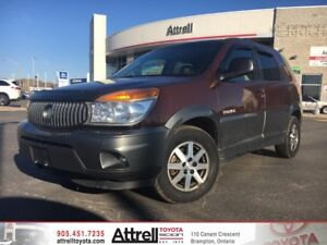 2002 Buick Rendezvous CX w/1SA Value Pkg, A/C, Fog Lights, Keyle