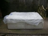 King Size Silent Night Divan Bed (Used, Good Condition)