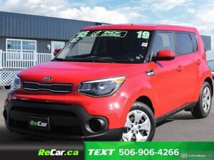 2019 Kia Soul LX BACK UP CAM | ONLY $65/WK TAX INC. $0 DOWN!