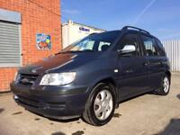 54 Hyundai Matrix 1.6 GSi 5dr - FULL MOT - ONLY 42,500 Miles - 1 Former Keeper - PX WELCOME
