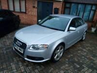 Audi A4 S Line 1.8 Petrol Automatic 12 Month MOT *59K mileage & Full leathers*
