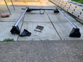 Vauxhall roof racks