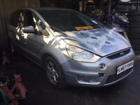 BREAKING A FORD S-MAX FOR PARTS! PARTS AVAILABLE!!