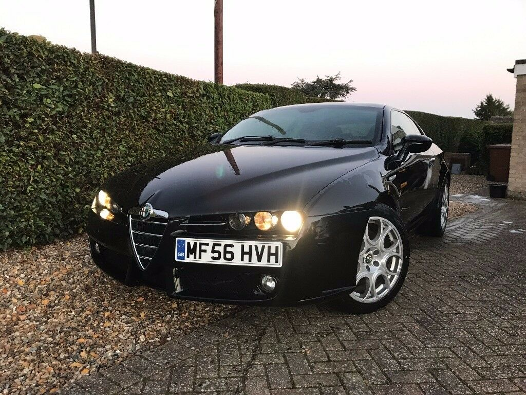 2006 alfa romeo brera 3 2jts v6 q4 sv 4wd coupe in norwich norfolk gumtree. Black Bedroom Furniture Sets. Home Design Ideas