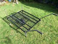 Fishing Trolley Platform System-Extra Large
