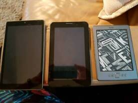 Tablets and kindle