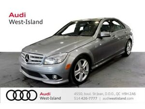 2010 Mercedes-Benz C-Class C300 4MATIC Sedan * SUNROOF * BLUETOO