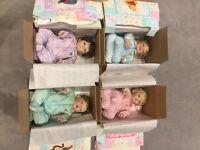 Ashton Drake collectable dolls