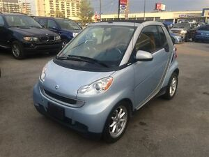 2008 smart fortwo passion,LIMITED ONE,AUTO,A/C,CONVETABLE,,LEATH