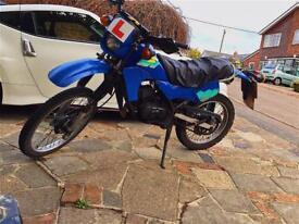 Suzuki Ts50 | 50cc | Motorbike | 2001