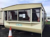 STATIC CARAVAN FOR SALE ATLAS ORLANDO 35x 12 2 BEDS £3'350 of site sale nr tenby