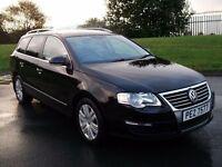 VW PASSAT ESTATE *SEL* DSG AUTO *LOW MILES FSH!!!* LIKE AUDI A4 A6 GOLF JETTA LEON V70 AVANT MONDEO
