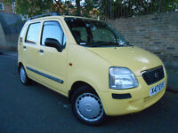 Small Cheap Reliable Auto Automatic 5 Door Car 1.3 Suzuki Wagon 1 OWNER FSH
