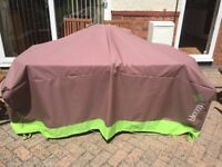 Blooma patio table cover