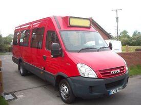 iveco daily 50C15 minibus