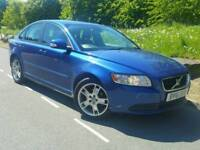 2010 VOLVO S40 SE 1.6 D DRIVE*FSH*NEW SHAPE*EL-PACK*CRUISE-C*ST/STOP*R.TAX-£20*BLUETOOTH*#V50#FORD