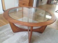 Vintage G-plan coffee table, iconic design, excellent condition