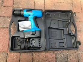 Power base 9.6v cordless drill