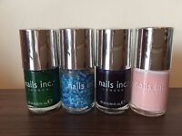 Nail polish brands (Nails Inc, Nars, Sparitual, Ciate, etc.) URGENT NEED TO SELL