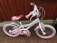 Girls kids bike great condition with newish tyres