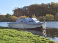 16ft boat ready to use....Fishing