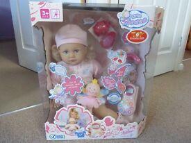 Zapf Creation Little Sunshine Doll (brand New)
