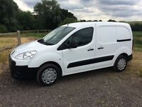 PEUGEOT PARTNER 1.6 HDI DIESEL 2012 12-REG SIDE LOADING DOOR FULL SERVICE HISTORY DRIVES LIKE NEW