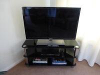 TELEVISIONS - Samsung 40 inch LED TV, Toshiba 22 inch Diagonal LCD TV.