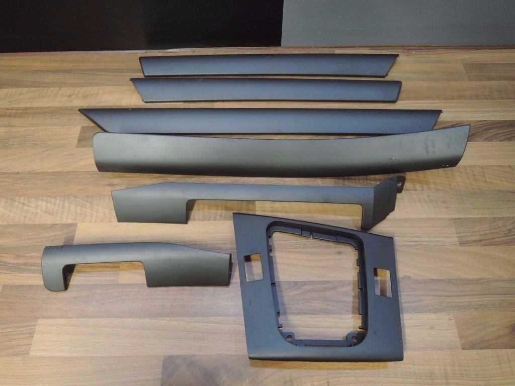 Left hand drive European dashboard interior trim BMW 3 series E46 2000 - 2006 LHD Read AD