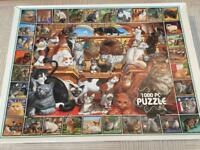 CATS AROUND THE WORLD Puzzle