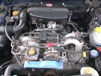 Subaru Impreza 2.0 Non Turbo Engine & Wiring Loom Ideal VW Camper Caddy Conversion