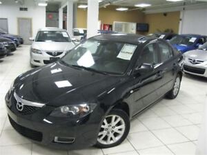 2007 Mazda MAZDA3 5SPD!FULLY LOADED!FULLY CERTIFIED@NO EXTRA CHA