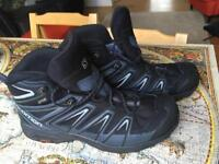 Solomon X Ultra Hiking/Trail Boots - UK size 10