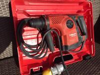 HILTI TE 30-C AVR DRILL BREAKER STRIPPER